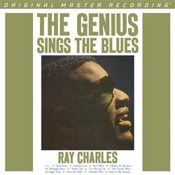 Ray Charles - The Genius Sings the Blues 180g Mono LP