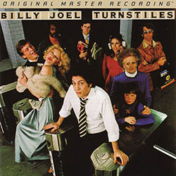 Billy Joel - Turnstiles 180g LP